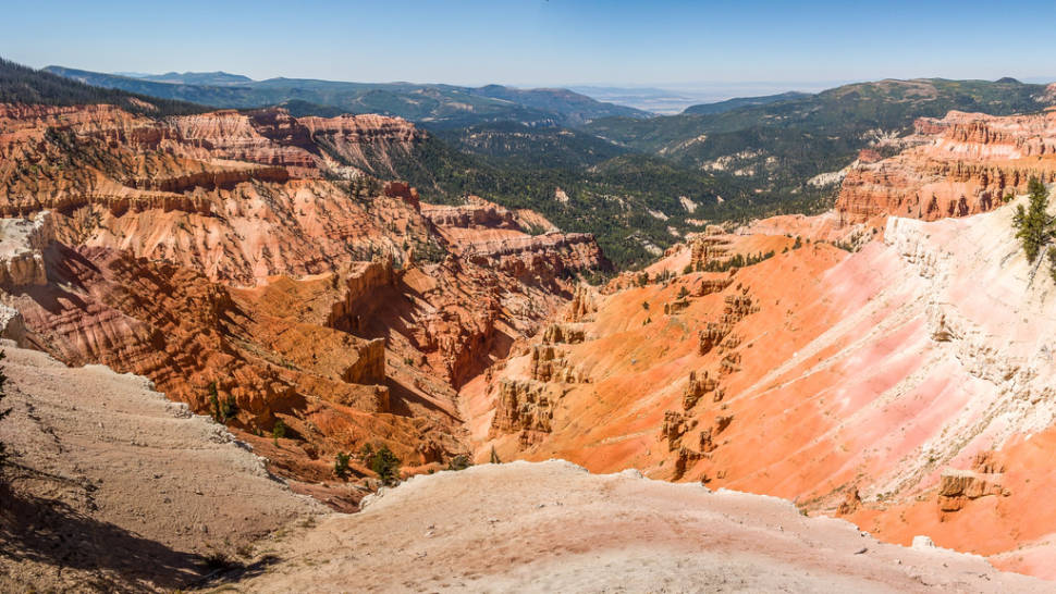 Best time for Cedar Breaks National Monument in Utah