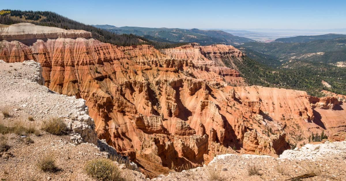 Cedar Breaks National Monument in Utah - Best Time