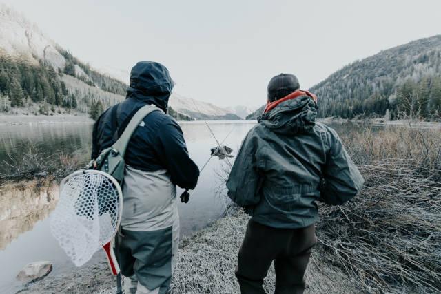 Best time to see Fishing in Utah