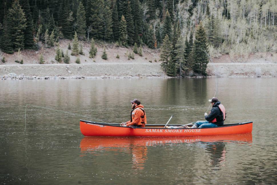 Fishing in Utah - Best Season