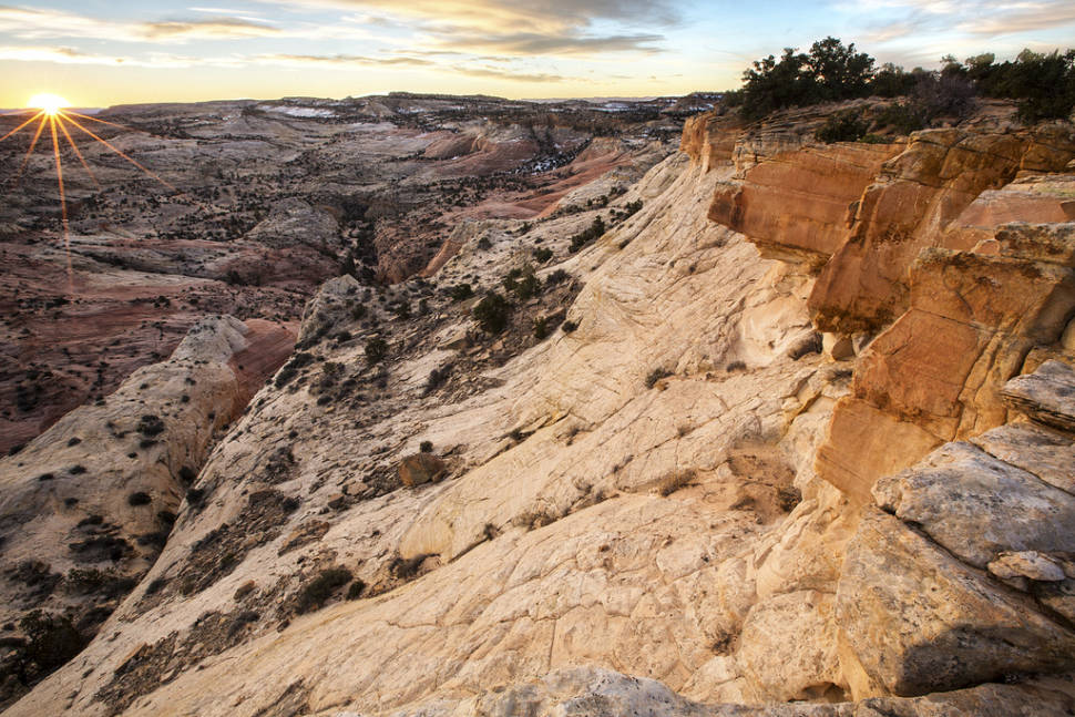 Grand Staircase-Escalante National Monument in Utah - Best Season