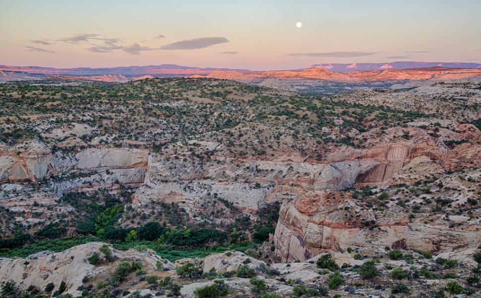 Best time for Grand Staircase-Escalante National Monument in Utah