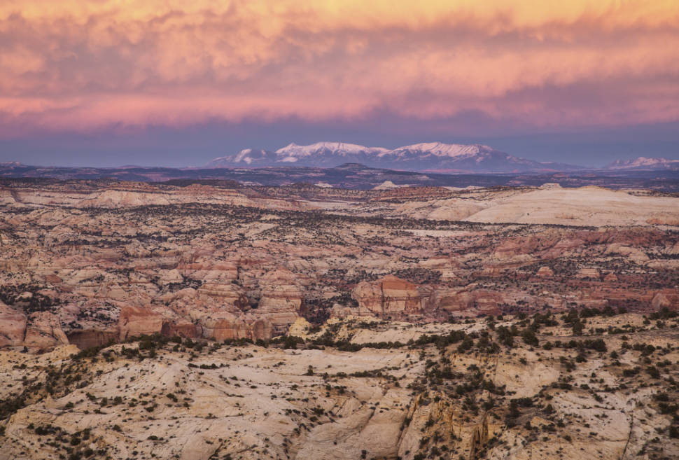 Best time to see Grand Staircase-Escalante National Monument in Utah