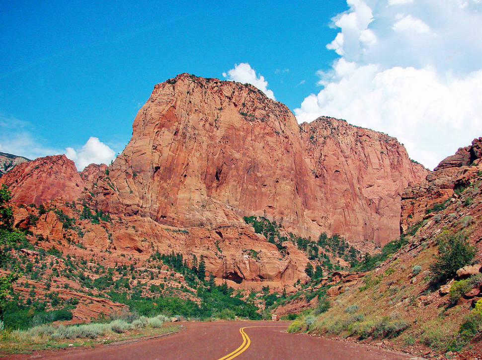 Best time to see Kolob Canyons Scenic Drive in Utah