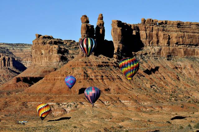 Bluff Balloon Festival