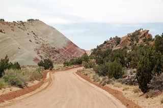 Notom-Bullfrog Road