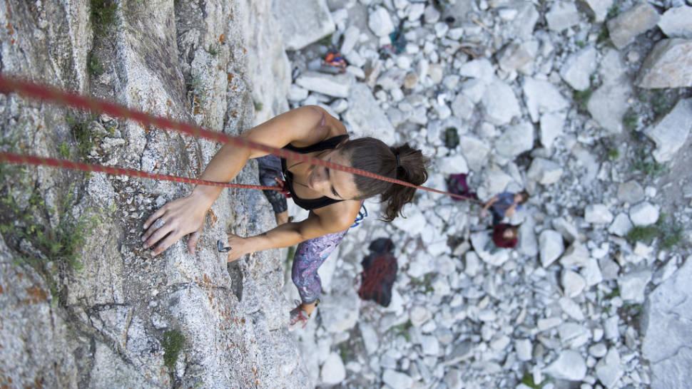 Rock Climbing in Utah - Best Season
