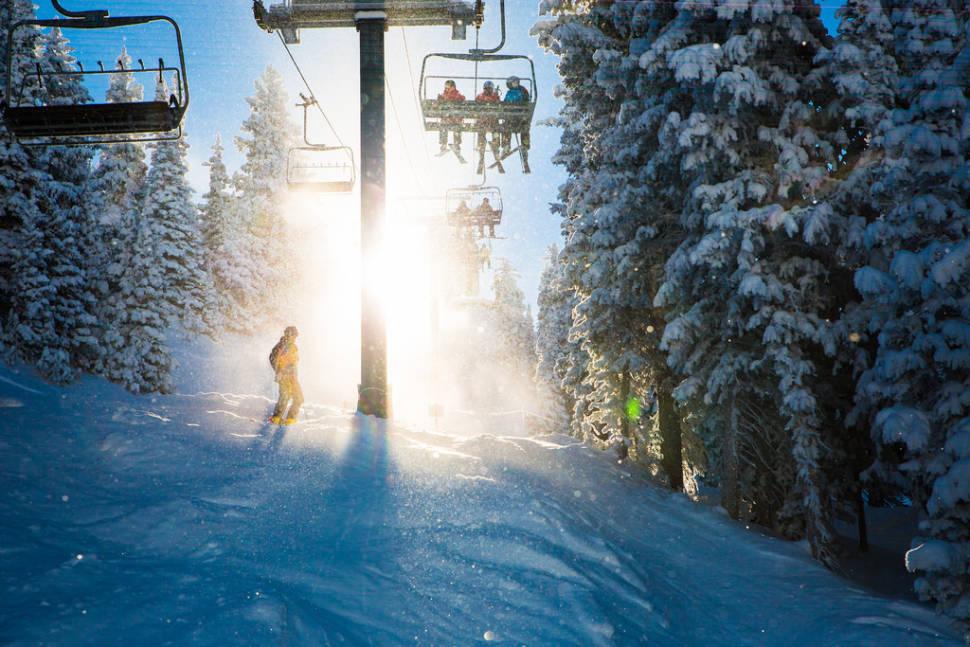 Skiing and Snowboarding in Utah - Best Time