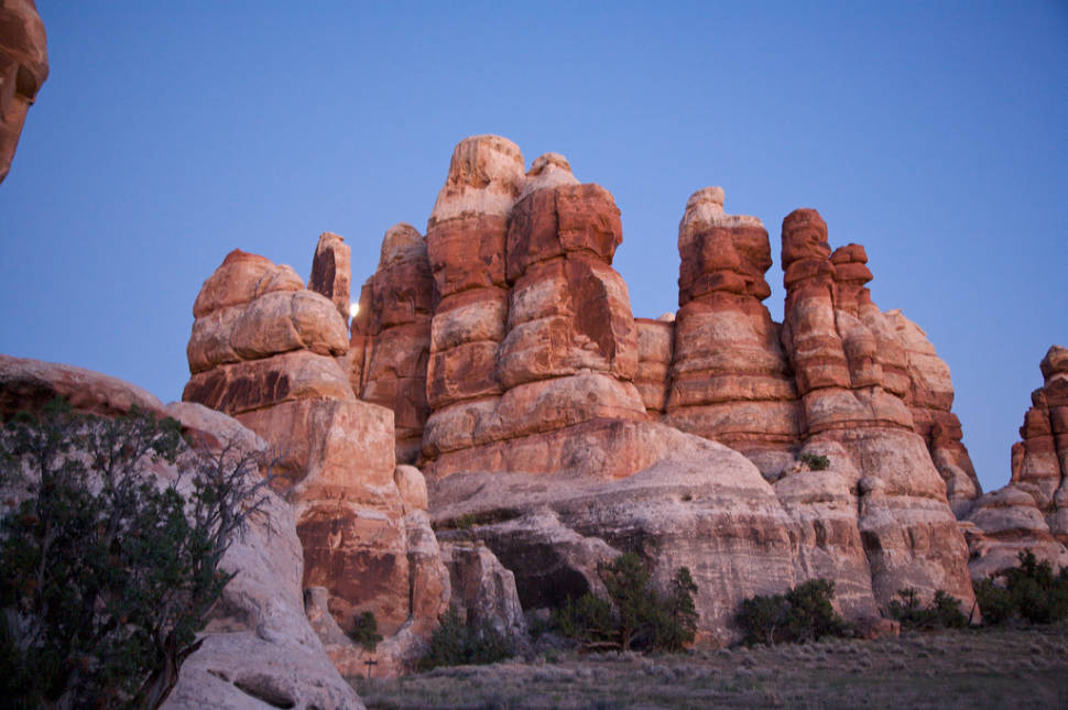 The Maze, Canyonlands National Park in Utah - Best Season