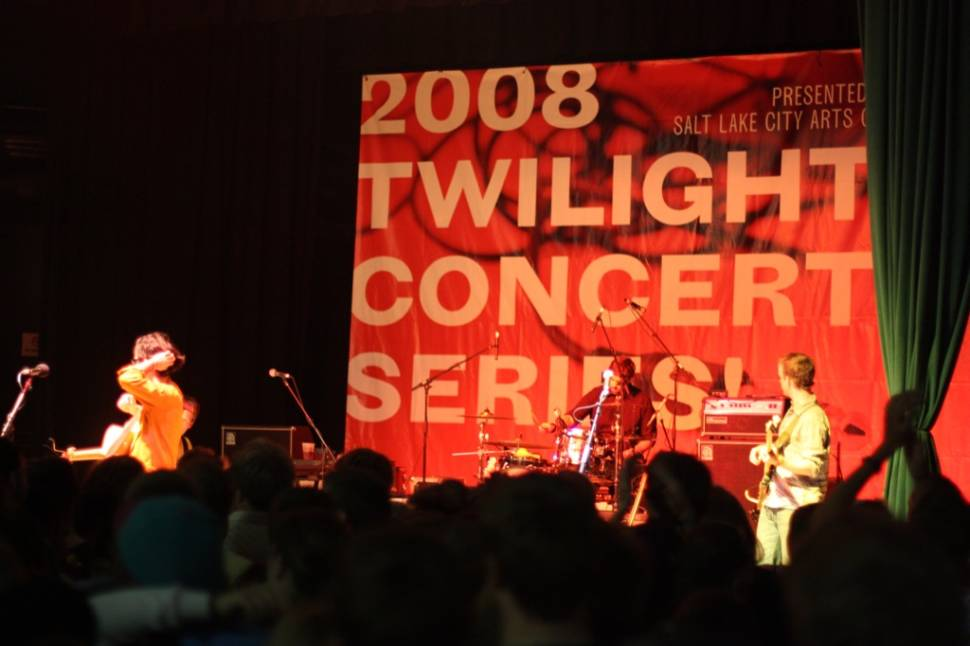 Twilight Concert Series in Utah - Best Time