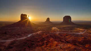 Wildcat Trail & Monument Valley