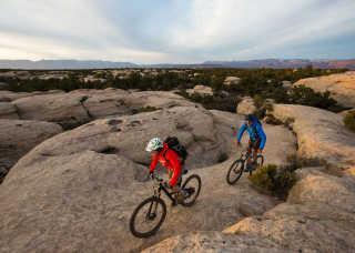 Biking in Zion National Park