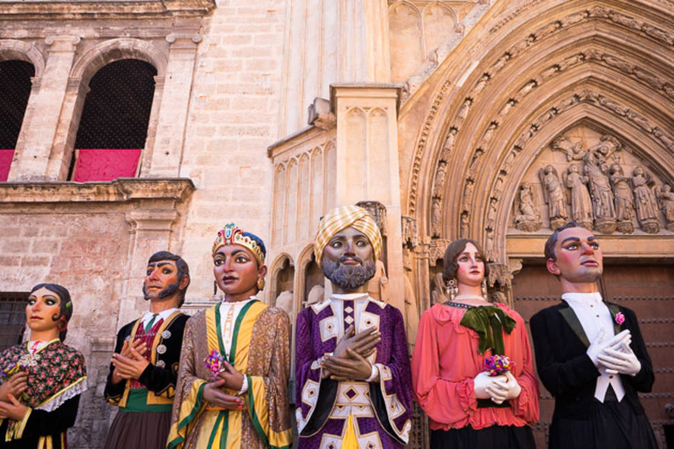Corpus Christi in Valencia - Best Time
