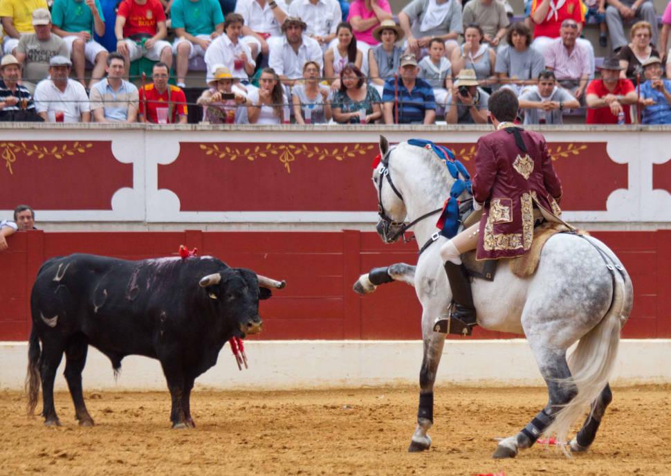 Corrida de Rejones in Valencia - Best Time