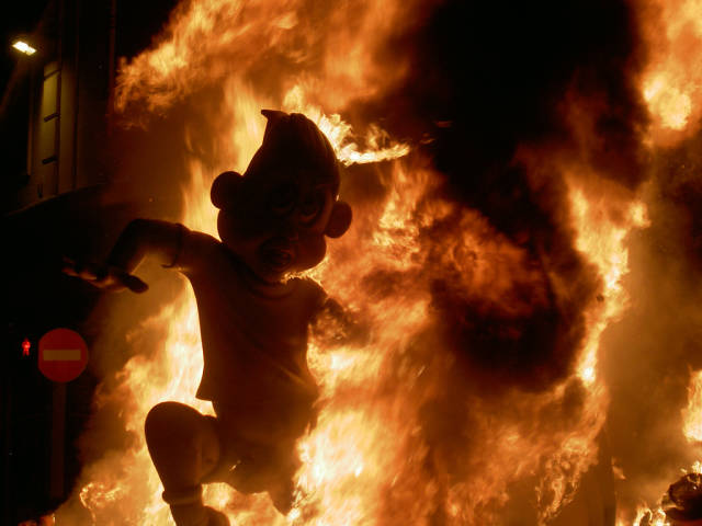 Las Fallas Festival in Valencia - Best Time