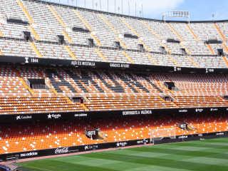 Football Season at the Mestalla