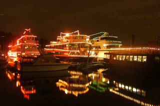 Carol Ships Parade of Lights