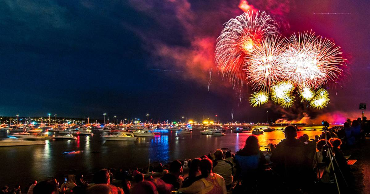 Celebration of Light in Vancouver - Best Time
