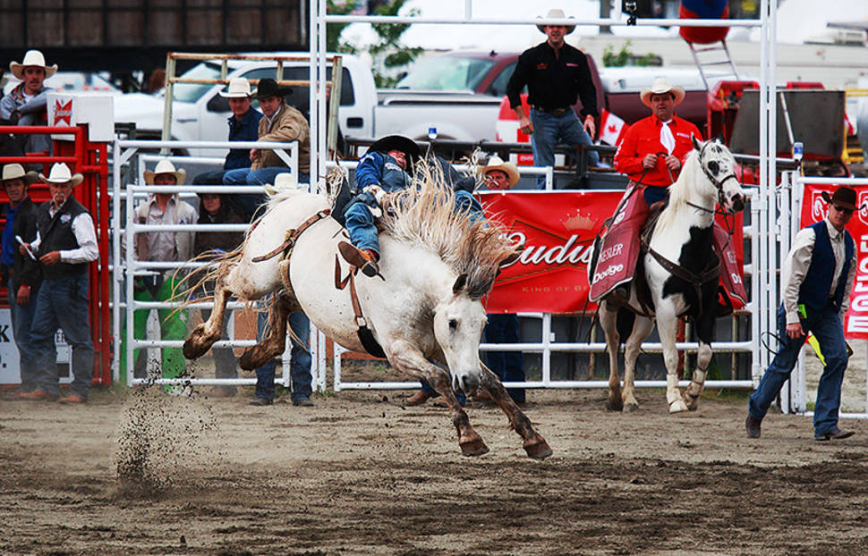 Cloverdale Rodeo and Country Fair in Vancouver - Best Time
