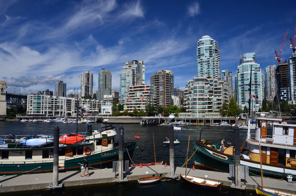 Summer in Vancouver - Best Time