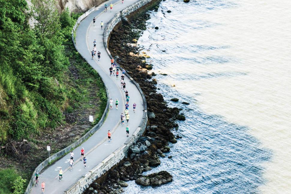 Vancouver Marathon in Vancouver - Best Season