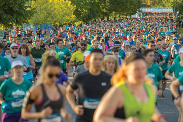Vancouver Marathon in Vancouver - Best Time