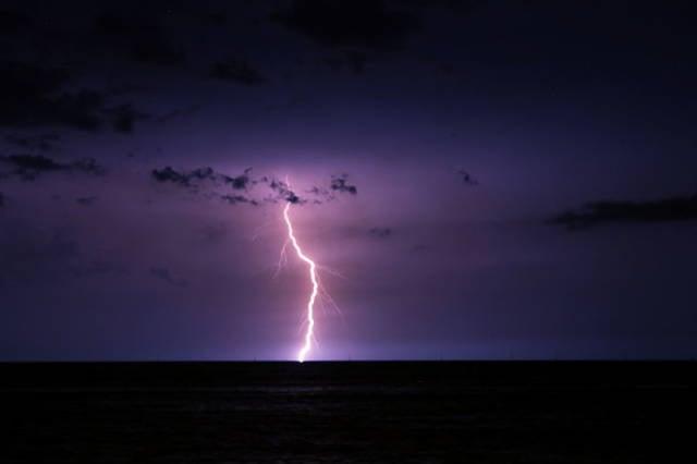 Best time for Catatumbo Lightning