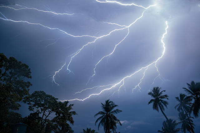 Catatumbo Lightning in Venezuela - Best Season