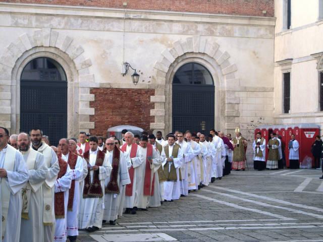 Best time for Festa della Madonna della Salute in Venice
