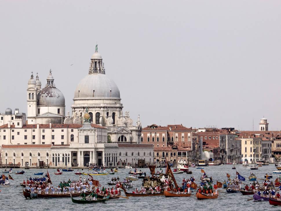 Best time for Festa della Sensa  in Venice