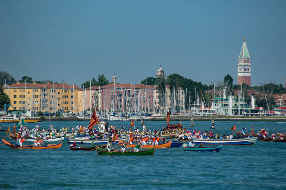Festa della Sensa  in Venice - Best Time