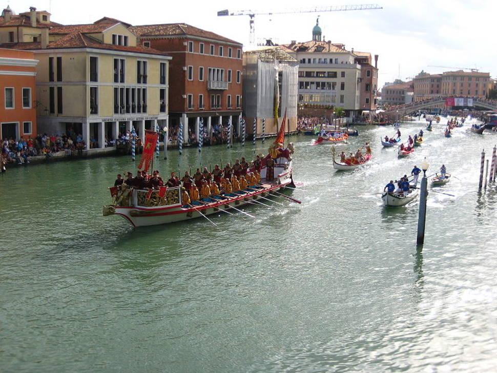Regata Storica in Venice - Best Season