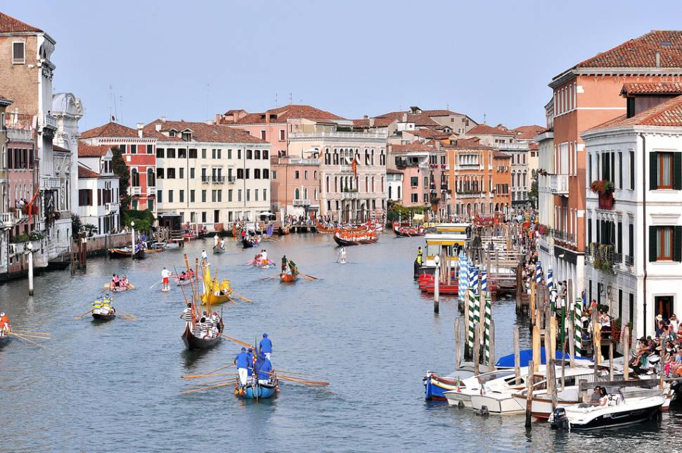 Regata Storica in Venice - Best Time