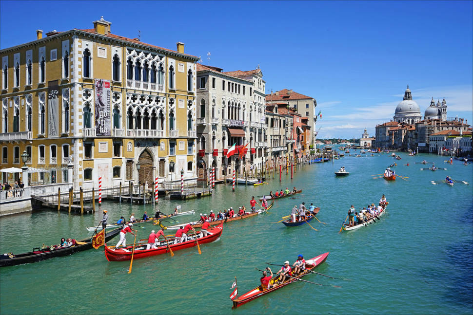 The Vogalonga in Venice - Best Time