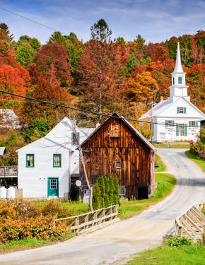 Best time to visit Vermont