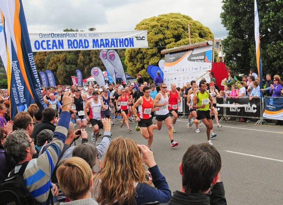 Great Ocean Road Running Festival in Victoria - Best Time