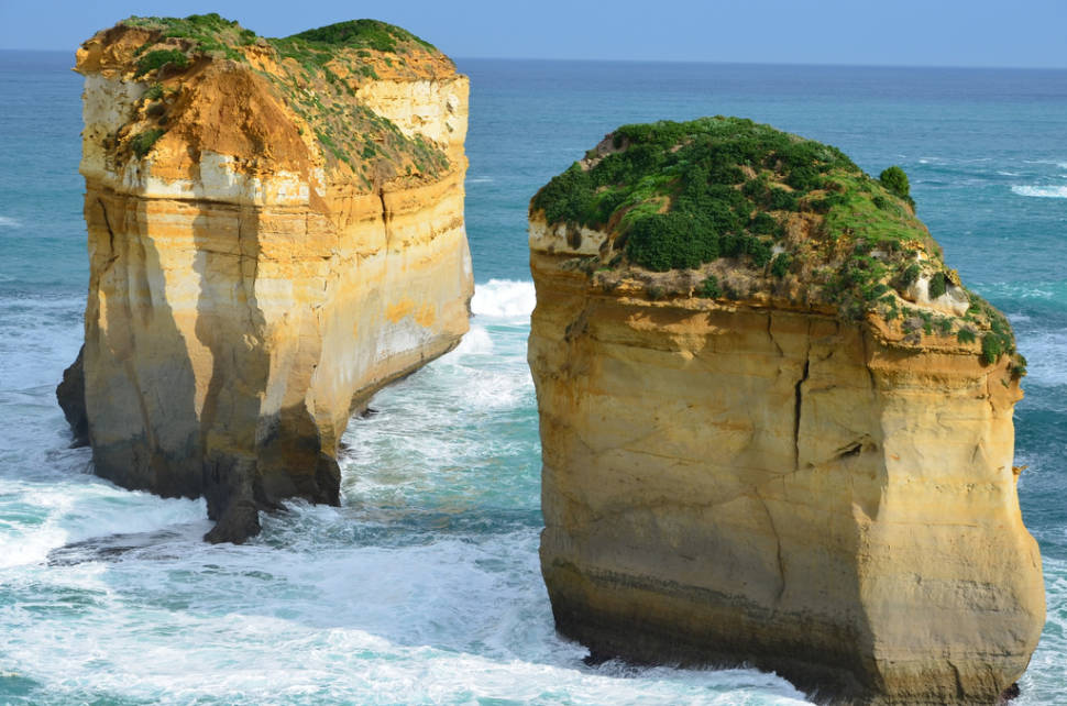 Best time for Great Ocean Road in Victoria
