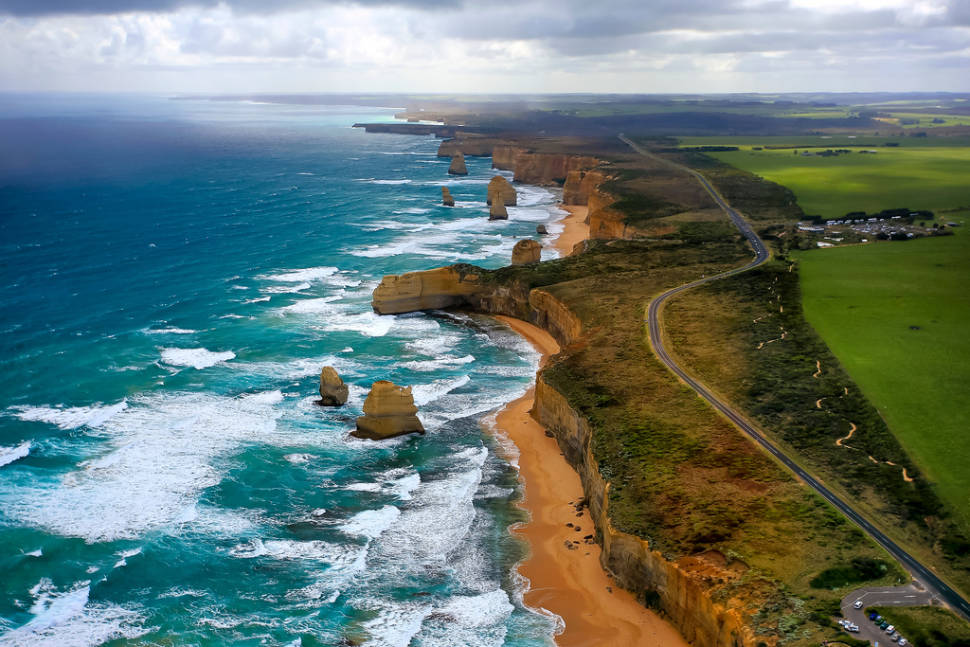 The Twelve Apostles & The Great Ocean Road