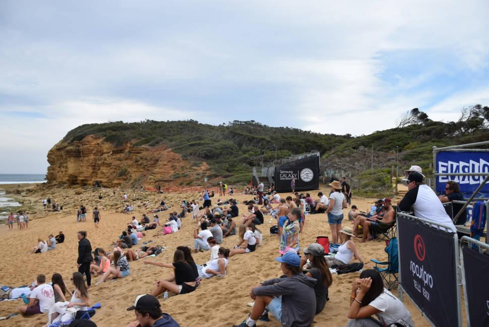 Rip Curl Pro Bells Beach in Victoria - Best Time