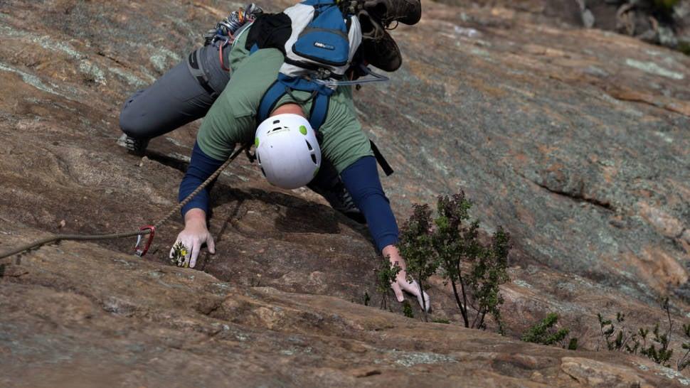 Rock Climbing in Mount Arapiles