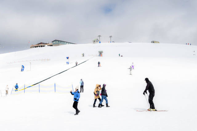 Skiing in Victoria - Best Season