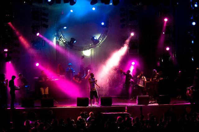 Donauinselfest (Danube Island Festival) in Vienna - Best Season