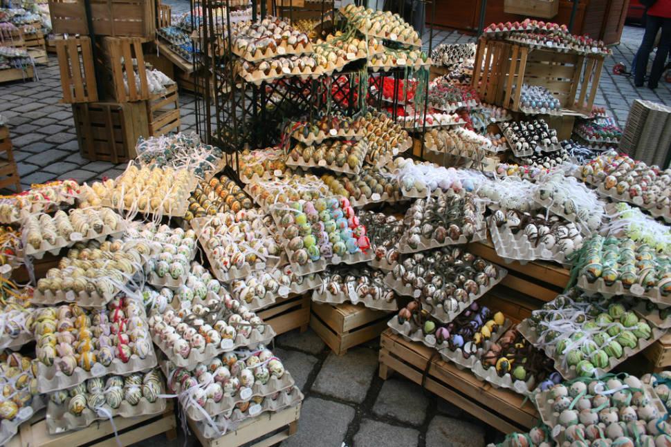 Easter Markets in Vienna - Best Season