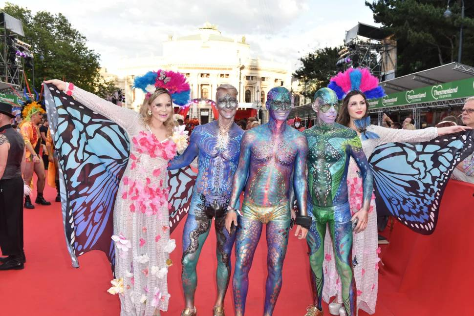 Life Ball in Vienna - Best Season