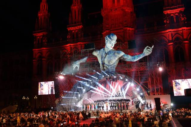 Life Ball in Vienna - Best Time