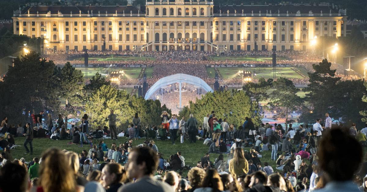 Vienna Philharmonic Summer Night Concert (Sommernachtskonzert) in Vienna - Best Time