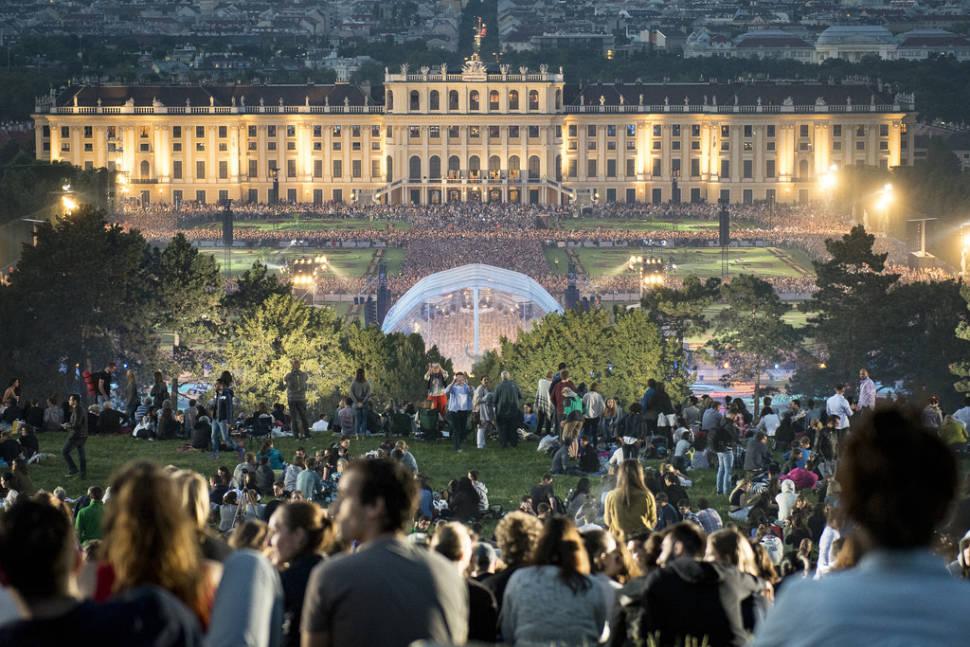 Vienna Philharmonic Summer Night Concert (Sommernachtskonzert) in Vienna - Best Time