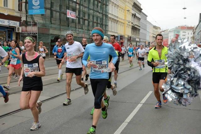 Vienna City Marathon in Vienna - Best Season