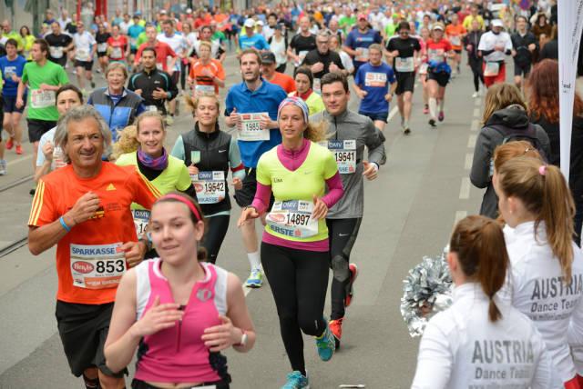 Vienna City Marathon in Vienna - Best Time