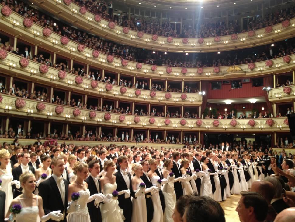 Vienna Opera Ball (Opernball) in Vienna - Best Time